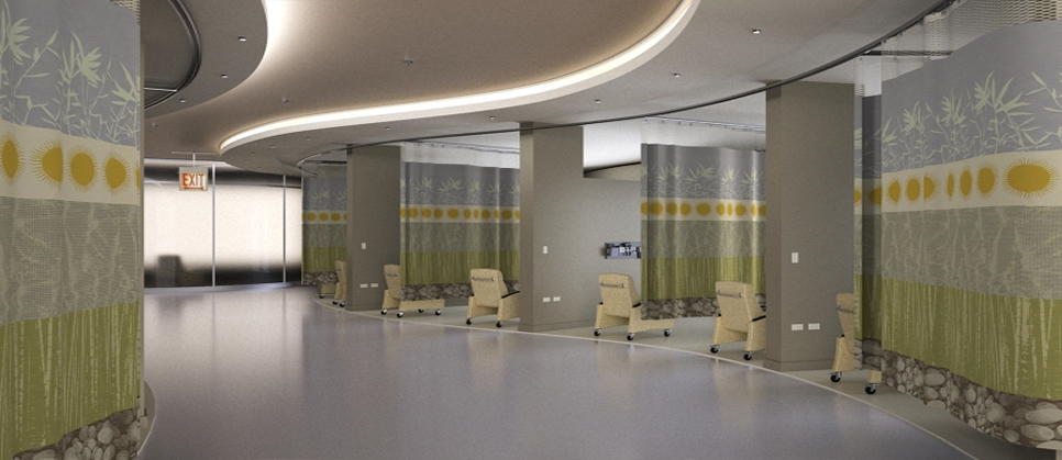 Achieve the curative environment your healthcare facility desires